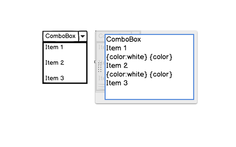 How to Add a Blank Row to a ComboBox or Menu Control